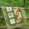 I Love to Quilt Pattern - Fall 2016