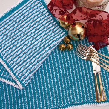 Joyfully Reversible Placemats