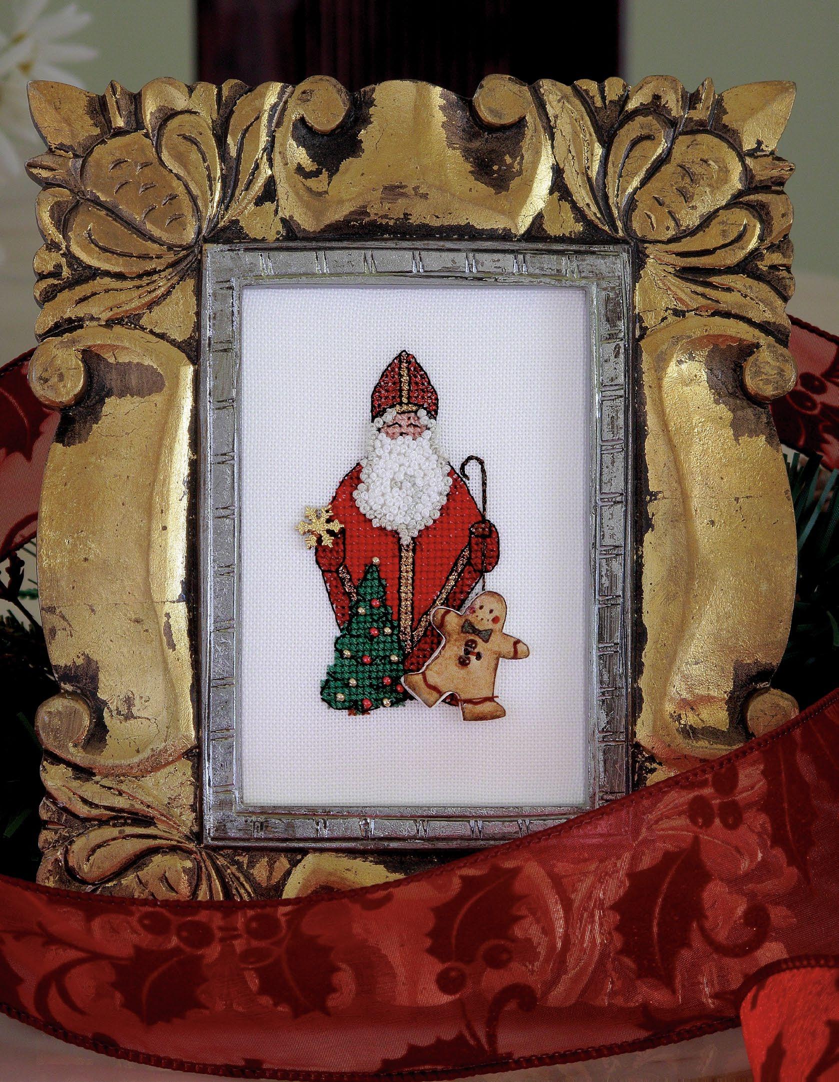 Polish Santa Pattern - Festive 2011