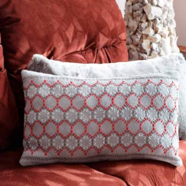 Cobblestone Way Cushion Cover