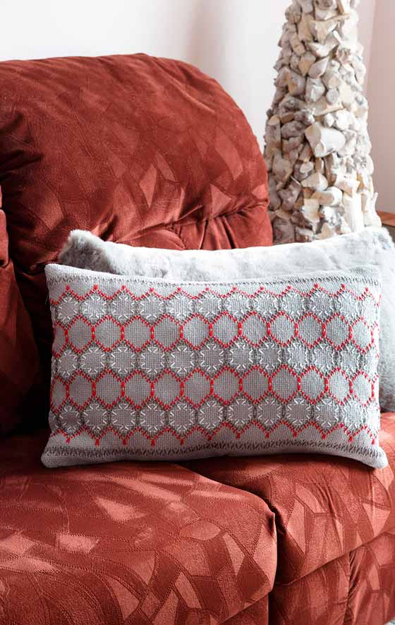 Cobblestone Way Cushion Cover
