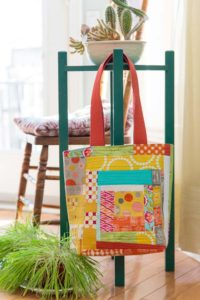 The Scrap Buster Tote Pattern