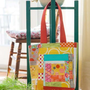 The Scrap Buster Tote