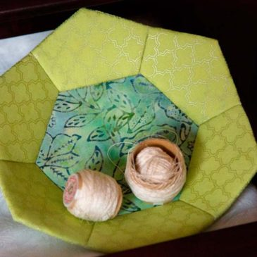 Thinking Outside the Paper Piecing Lines