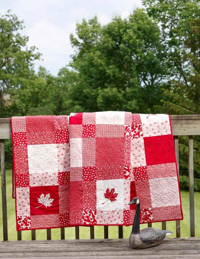 Canada 150 Dreams Quilt