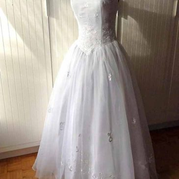 Prom Dress for Josephine
