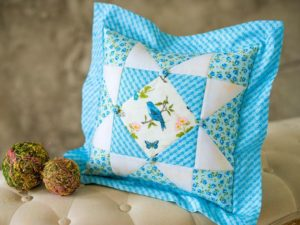 Dreaming of Spring Cushion Cover