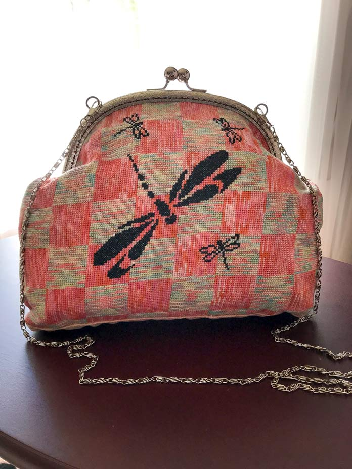The Dragonfly Purse