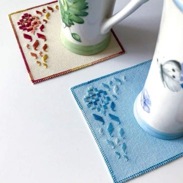 Rainy Day Mug Rugs