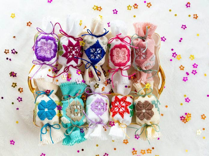 Party Favors Pattern