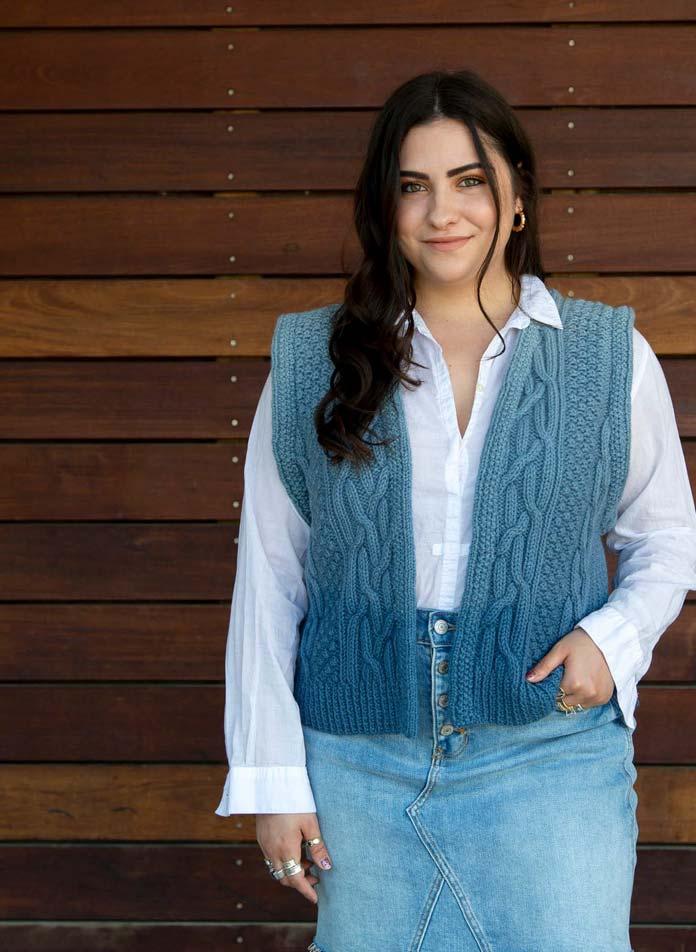 The Sweater Vest