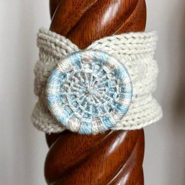 Knit Cuff Bracelet