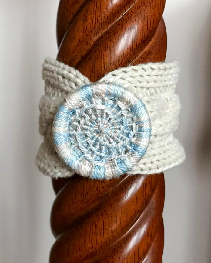 Knit Cuff Bracelet Pattern