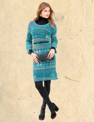 Vintage Stitches Tunic Pattern