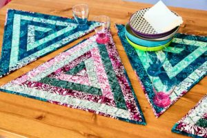 Reversible Hawaiian Placemats