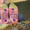High Fibre Socks