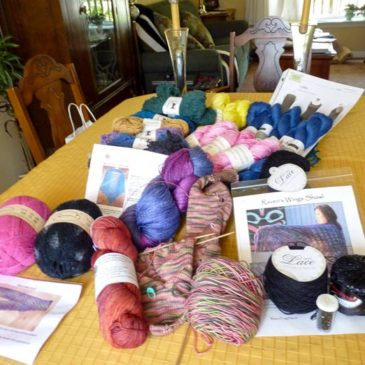 Destination: Knitting!
