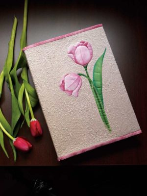 Fresh Tulips Book Cover