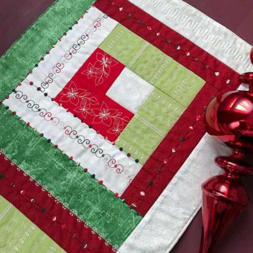 Home for the Holidays Table Runner
