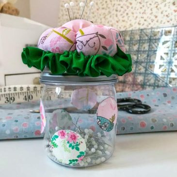 Whimsical Pin Cushion