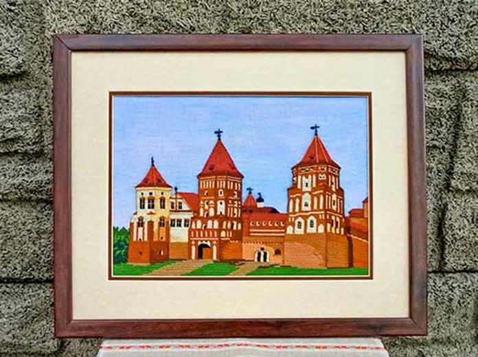 The Mir Castle Pattern