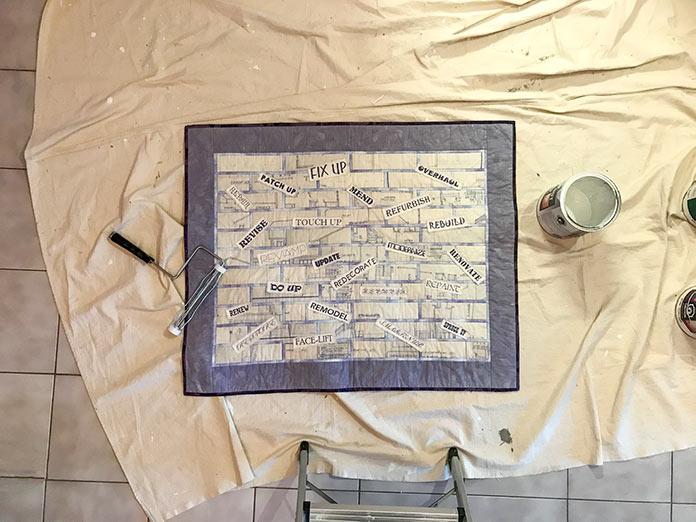 Under Construction Quilt