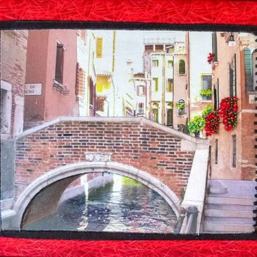 Bridge in Venice / St Peter Port