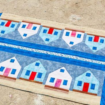 Life is a Beach Table Runner