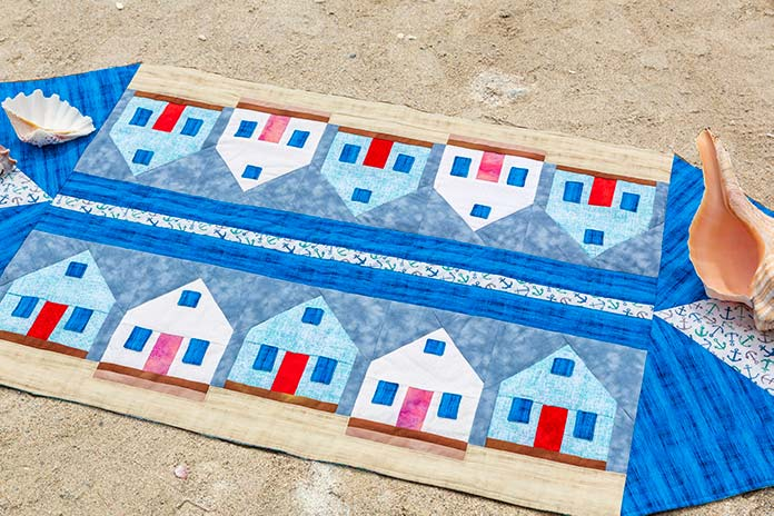 Life is a Beach Table Runner