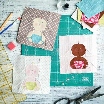 The Baby Quilt Block