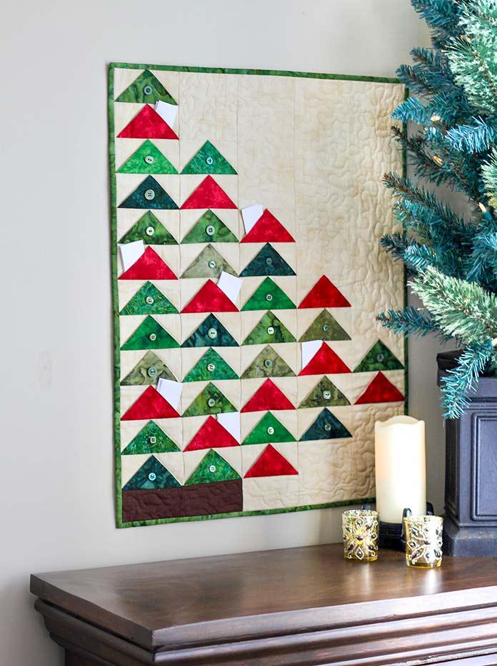 Oh, Christmas Tree Advent Calendar