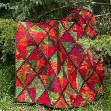 Under The Canopy Quilt