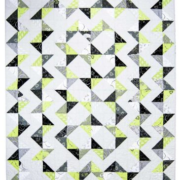 In the Manner of Jane Quilt